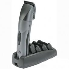 Машинка акумуляторна Alloy зі знимним ножом з легірованої сталі и 4-мя насадками