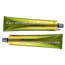 Крем-фарба KERATIN COLOR безаміачна 100 мл (74 відтінка)