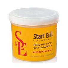 Цукрова паста «Start Epil» для депіляції «Універсальна», 750 г.