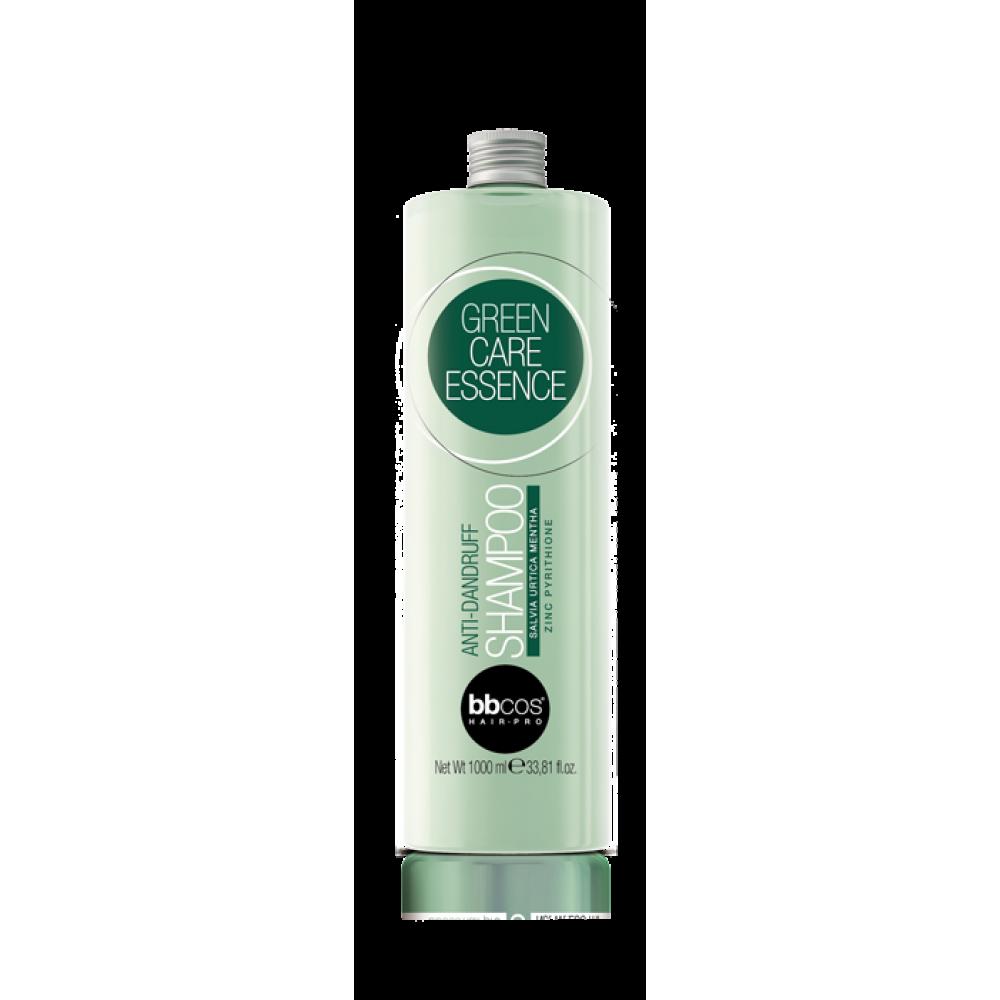 bbcos Green Care Essence Шампунь проти лупи для волосся 1000 мл
