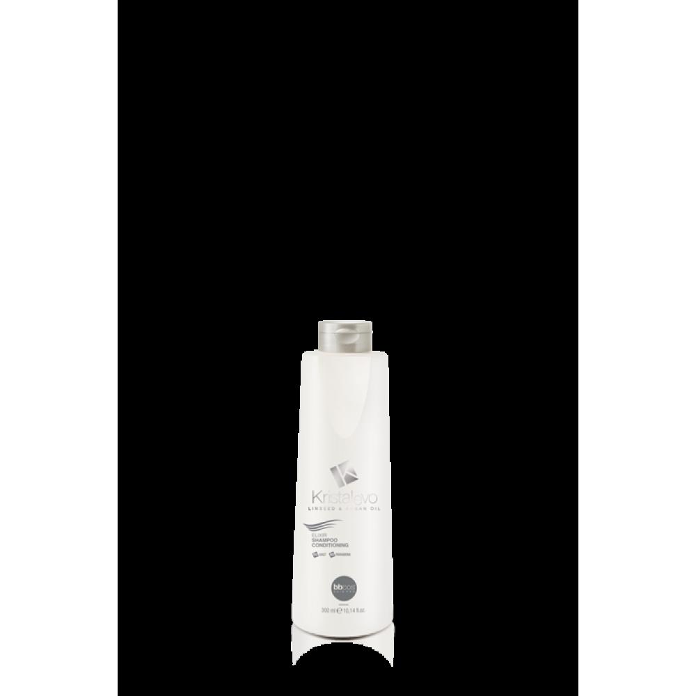 bbcos Kristal Evo Elixir Шампунь-кондиціонер для волосся 300 мл