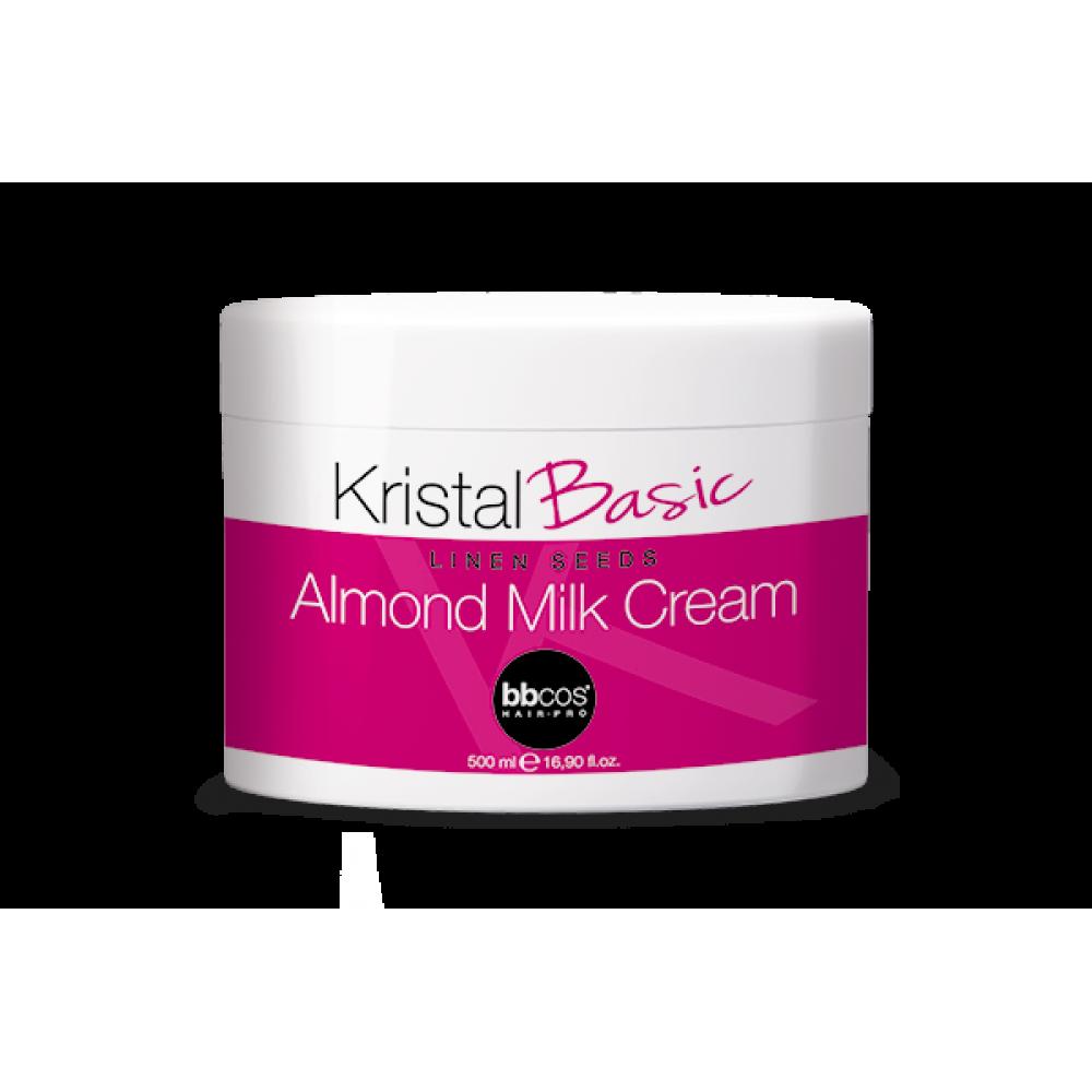 bbcos Kristal Basic Бальзам з мигдальним молочком 400 мл