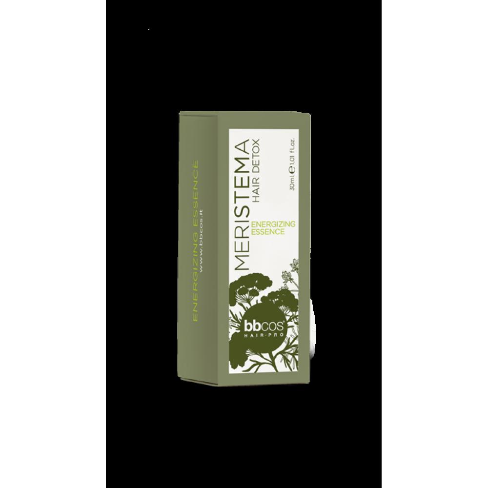 bbcos Meristema Energizing Essence енергетична есенція для волосся на основі стовбурових клітин 30 мл