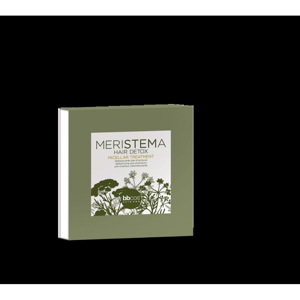 bbcos Meristema Miscellar Treatment міцелярне очищення roll-on на основі стовбурових клітин 15 мл