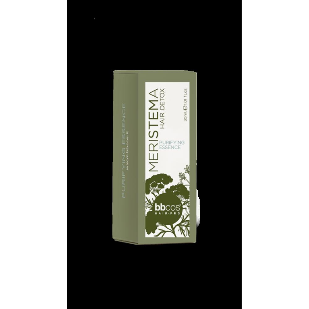 bbcos Meristema Purifying Essence очищуюча есенція для волосся на основі стовбурових клітин 30 мл.