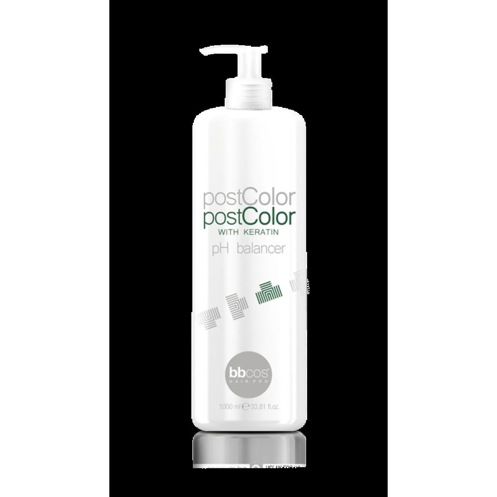 bbcos Art&Tech postColor нейтралізатор для волосся після фарбування 1000 мл