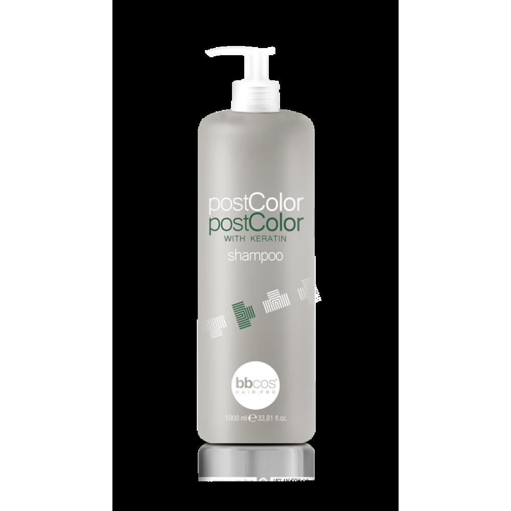 bbcos Art&Tech postColor шампунь для волосся після фарбування 1000 мл