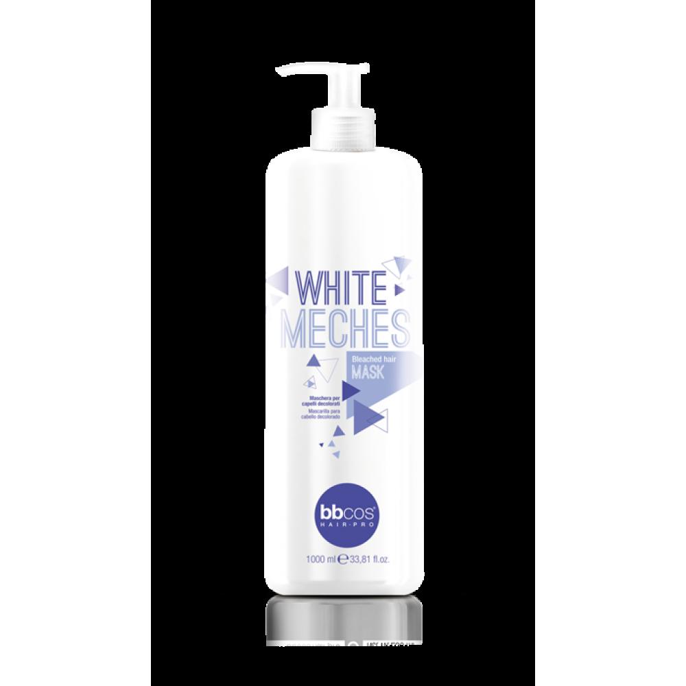 bbcos White Meches Маска для освітленого волосся  1000 мл