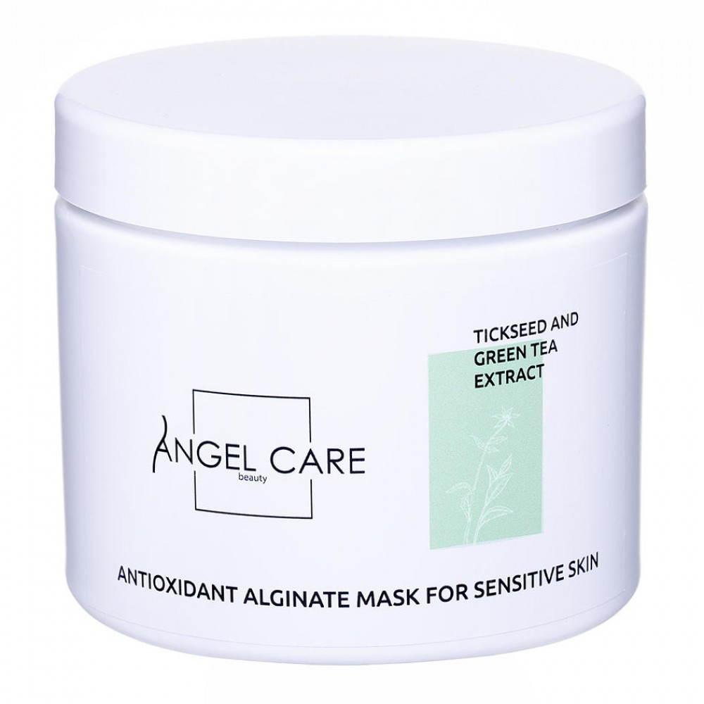 Angel Care Альгінатна антиоксидантна маска для чутливої шкіри 200 гр