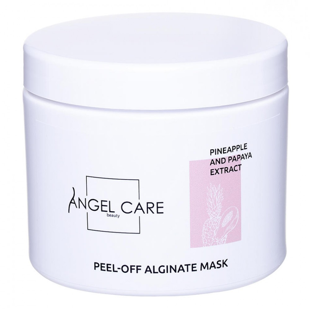 Angel Care Альгінатна маска з ефектом пілінгу 200 гр