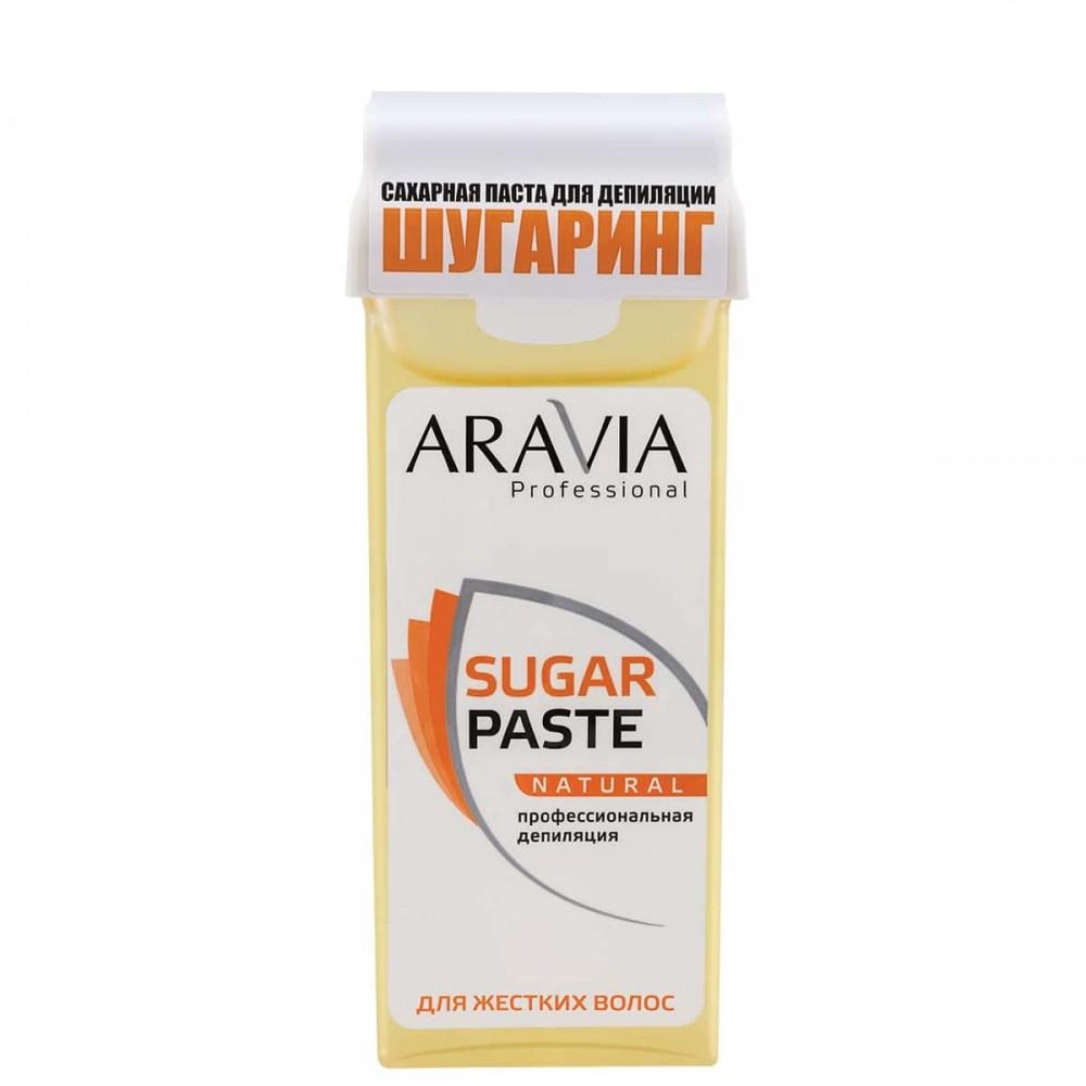 "Aravia Professional Картридж цукрова паста ""Натуральна"" 150 гр"