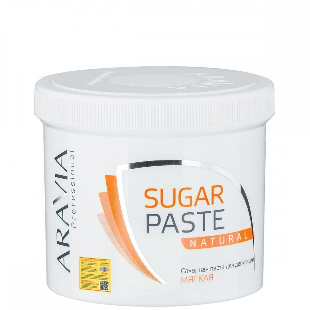 "Aravia Professional Цукрова паста м'яка ""Натуральна"" 750 гр."