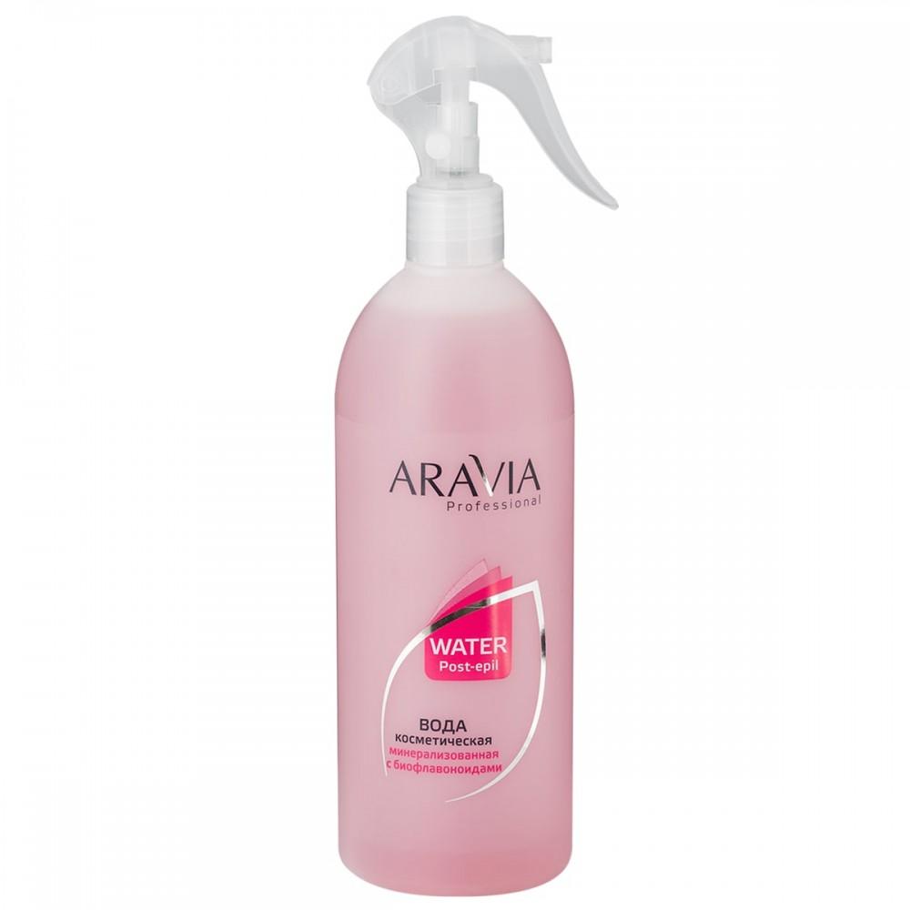 Aravia Professional Вода косметична минералізована з біофлавоноідами 500 мл.