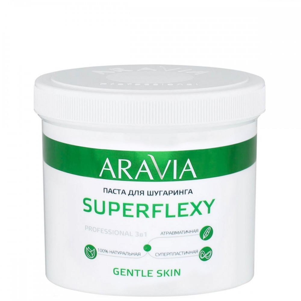 Aravia Professional Superflexy Gentle Skin Паста для шугарингу 750 мл