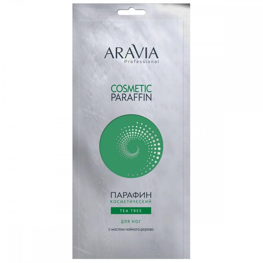 """Aravia Professional Парафін косметичний """"Чайне дерево"""" для ніг 500 гр."""