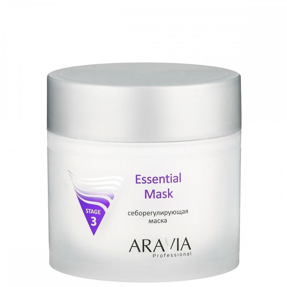 "Aravia Professional Себорегулююча маска ""Essential Mask"", 300 мл."