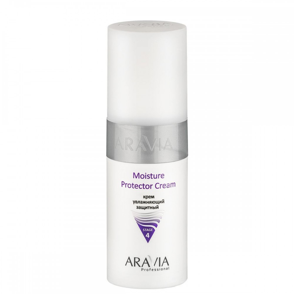"Aravia Professional Крем зволожуючий захисний ""Moisture Protector Cream"", 150 мл."