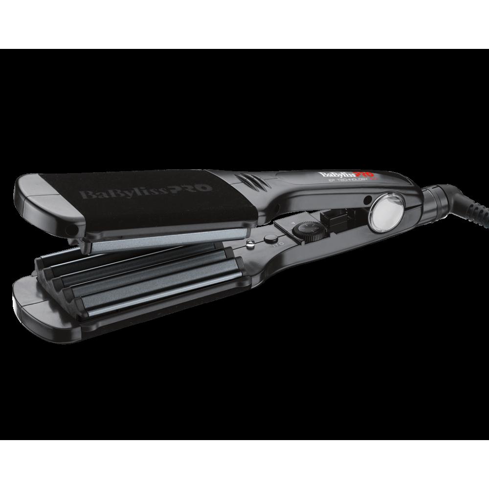 BaByliss PRO Сrimping Iron Щипці хвилясті 60 мм