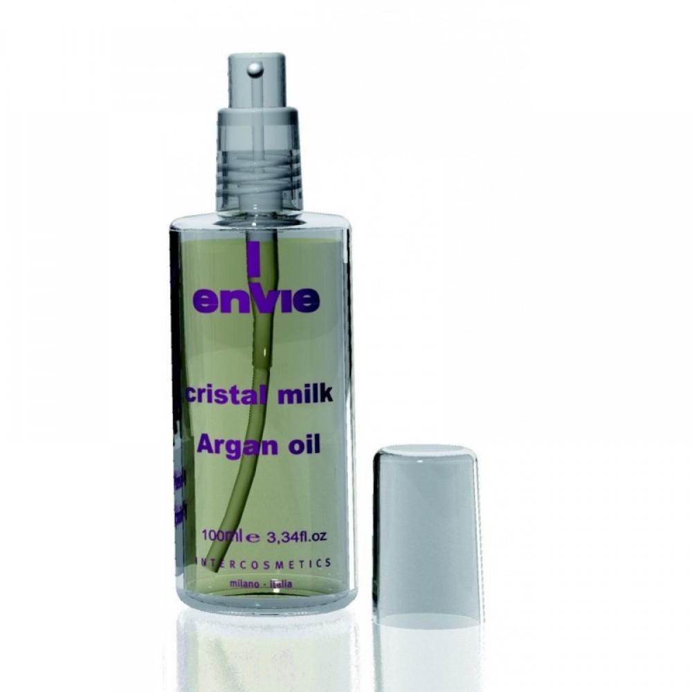 Envie Argan Cristal Milk Рідкі кристали з аргановою олією 100 мл