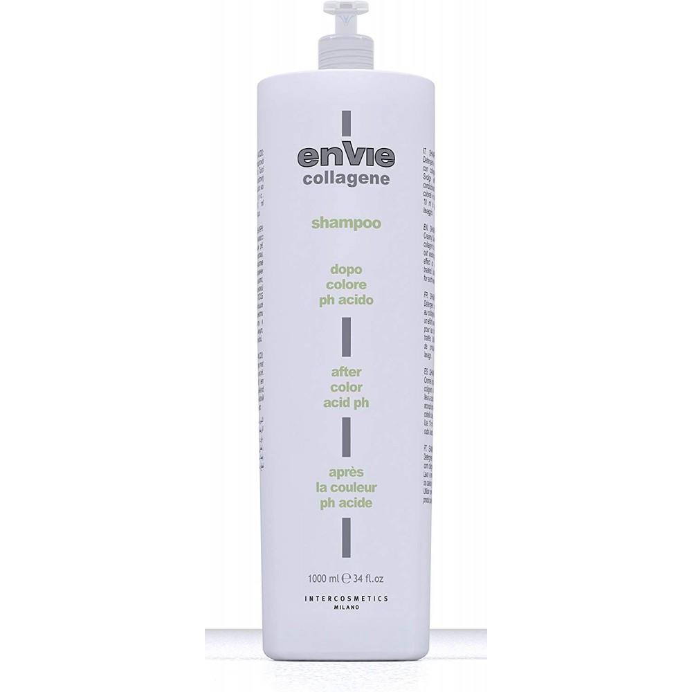 Envie Collagene Шампунь для фарбованого волосся 1000 мл