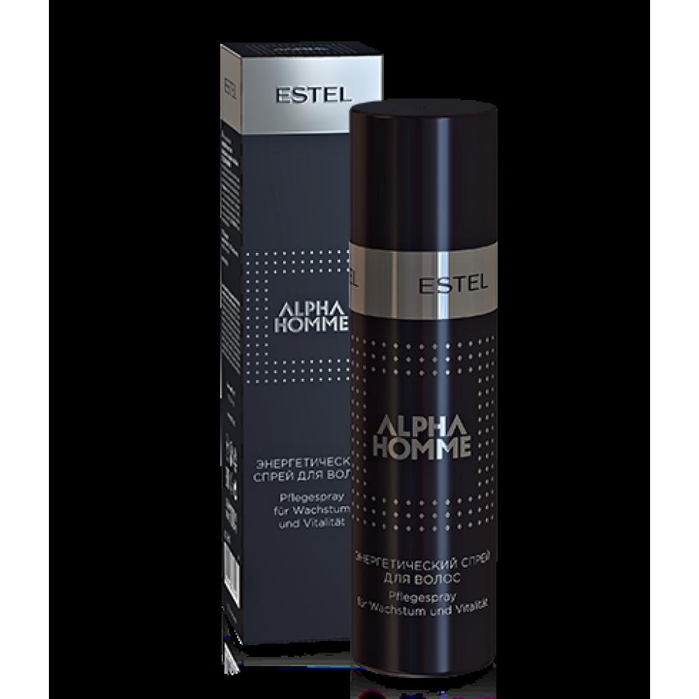 Alpha Homme Енергетичний спрей для волосся 100 мл
