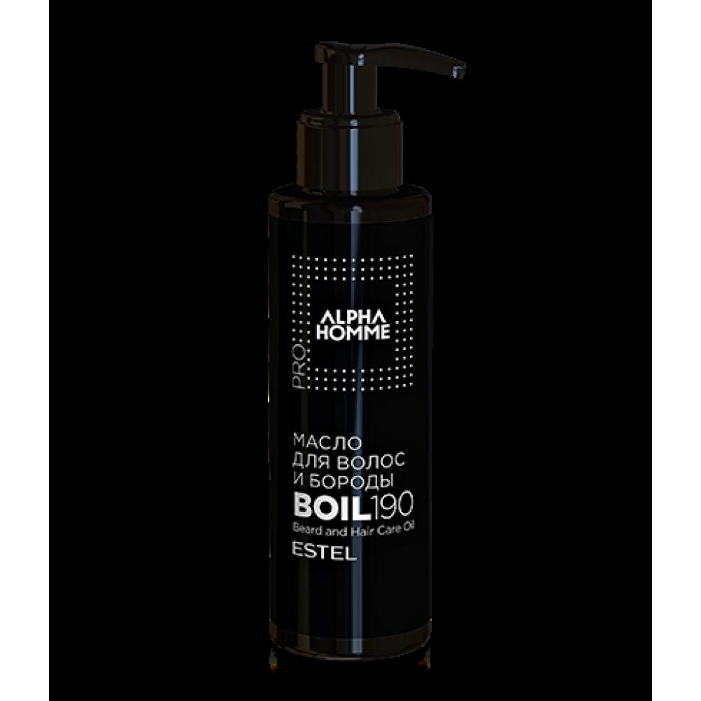 Alpha Homme Pro Масло для волосся і бороди