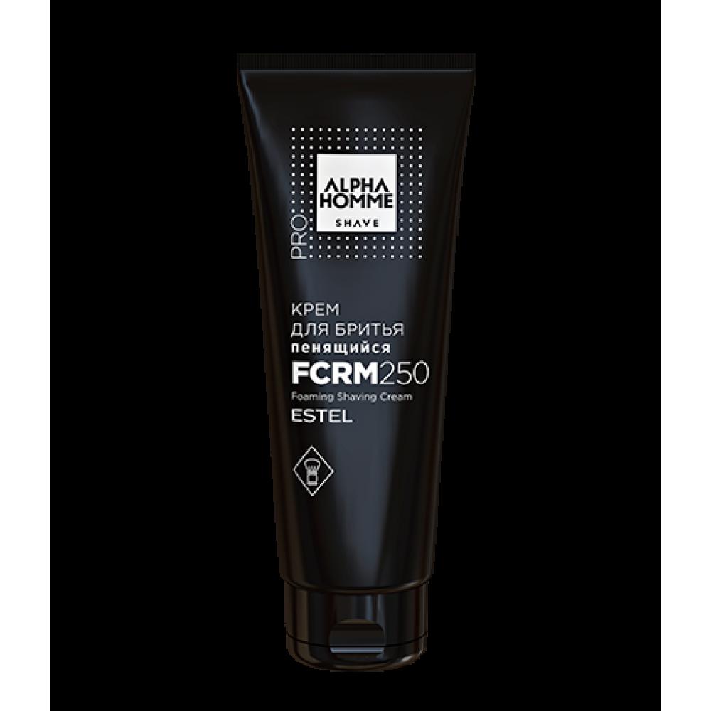 Alpha Homme Pro Крем для гоління пінний 250 мл