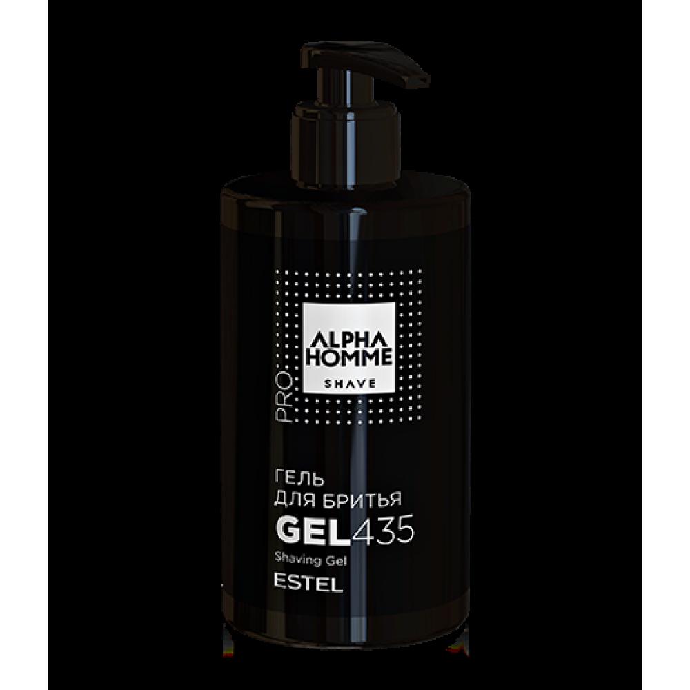 Alpha Homme Shave Гель для гоління