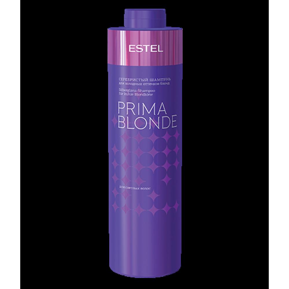Prima Blonde Сріблястий шампунь для холодних відтінків блонд 1000 мл