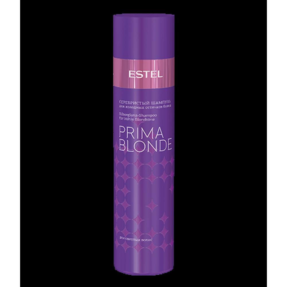 Prima Blonde Сріблястий шампунь для холодних відтінків блонд 250 мл