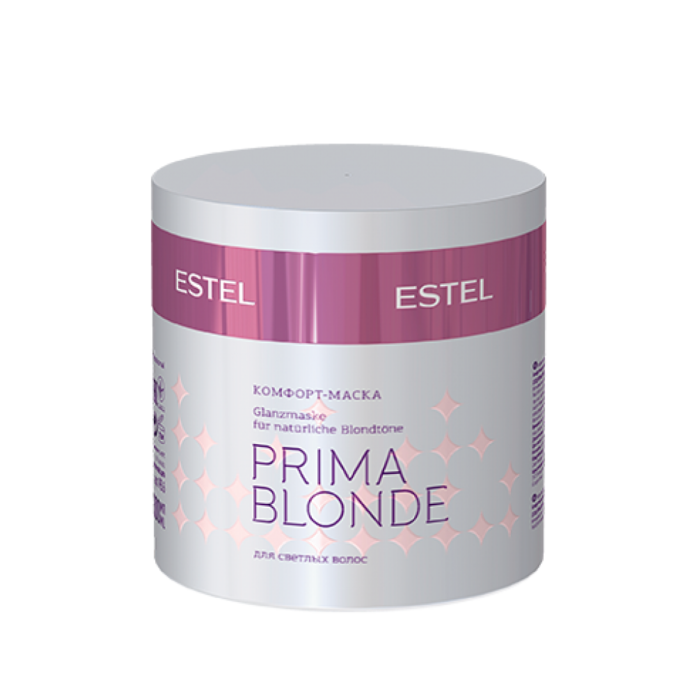 Prima Blonde Комфорт-маска для світлого волосся 300 мл