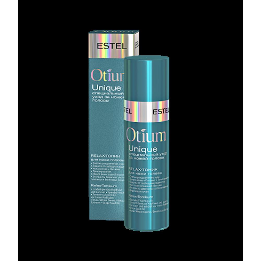 Otium Unique Relax-тонік для шкіри голови 100 мл