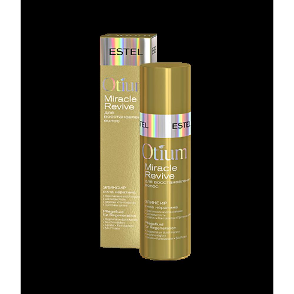 Otium Miracle Revive Еліксир для волосся «Сила кератина» 100 мл