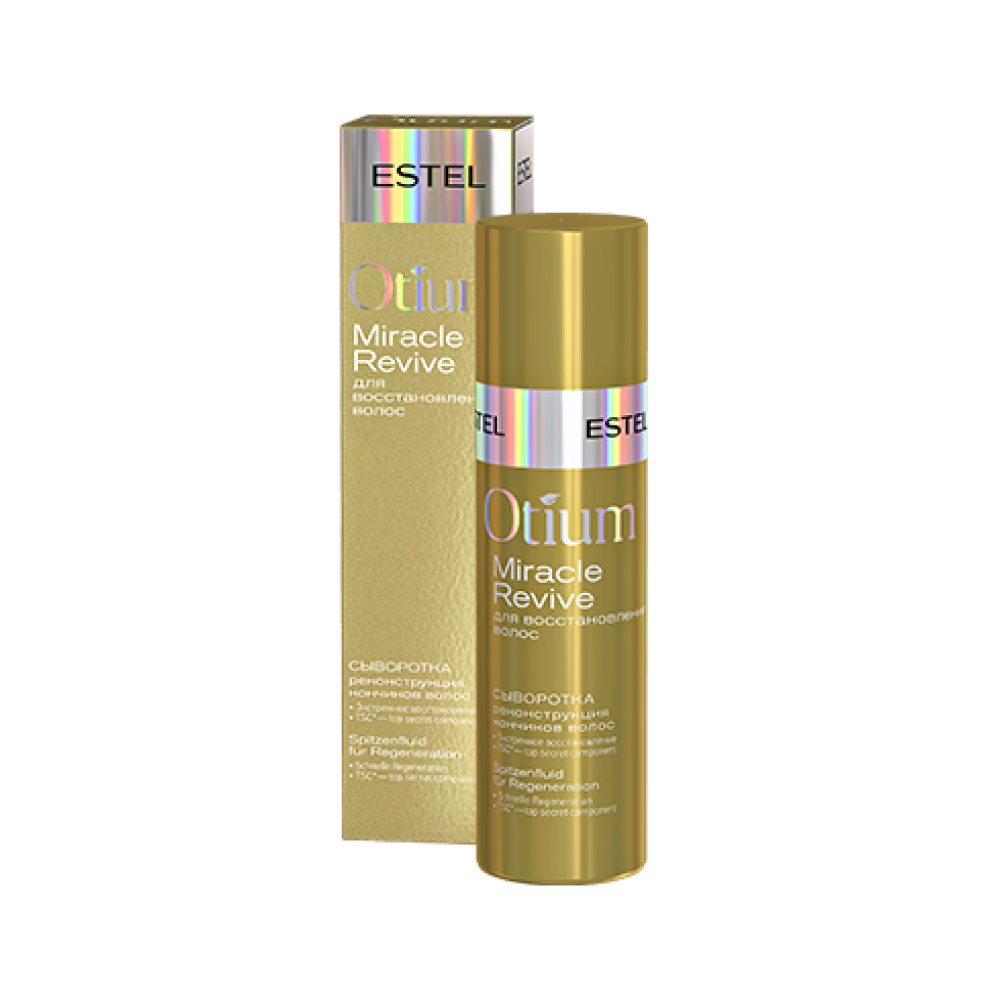 Otium Miracle Revive Сироватка «Реконструкція кінчиків волосся» 100 мл