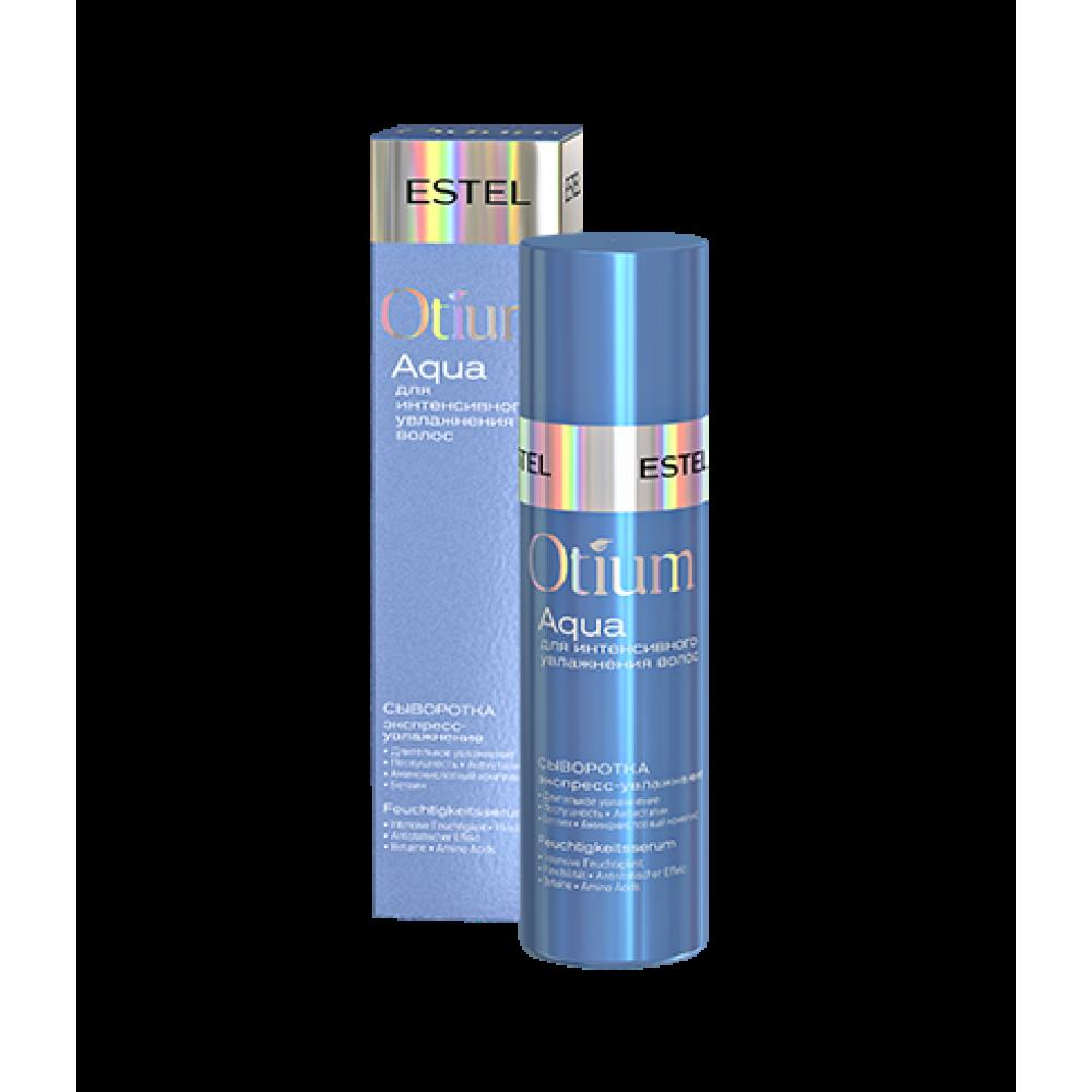 Otium Aqua Сироватка для волосся «Експрес-зволоження» 100 мл
