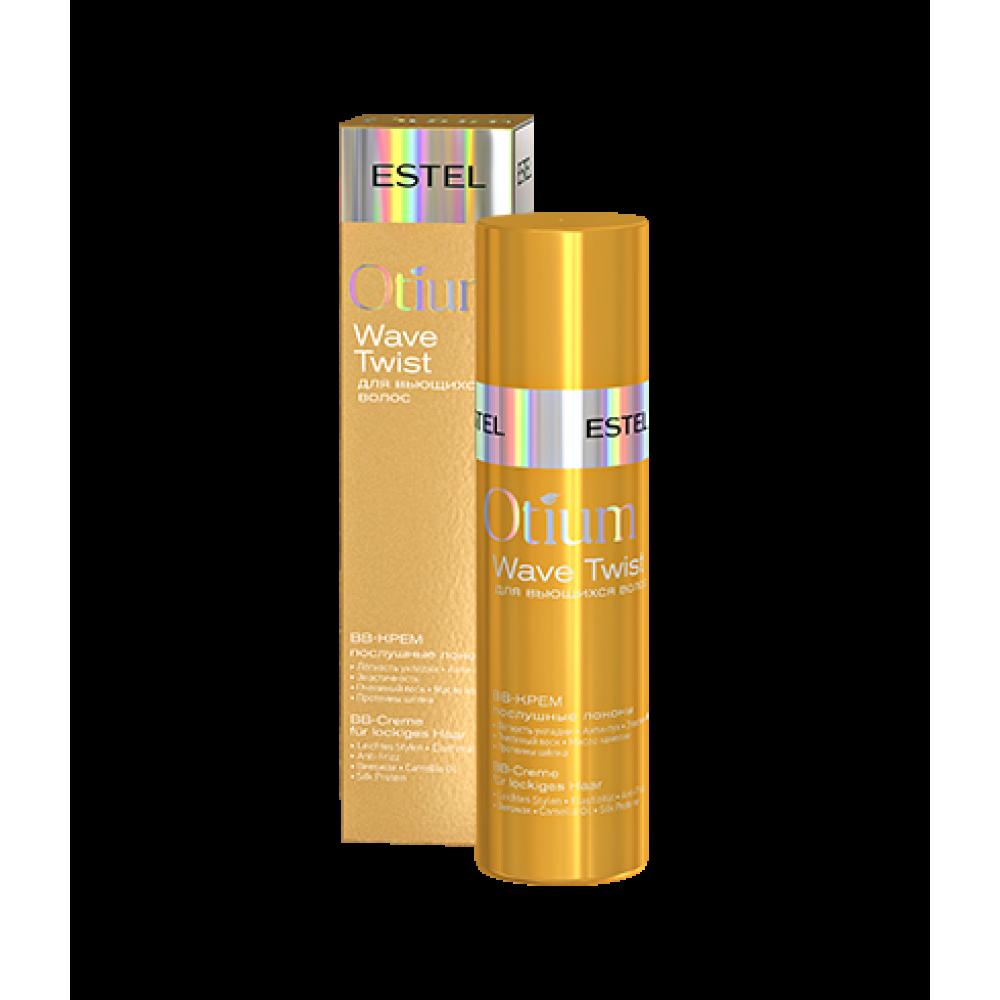 Otium Wave Twist ВВ-крем для волосся «Слухняні локони» 100 мл