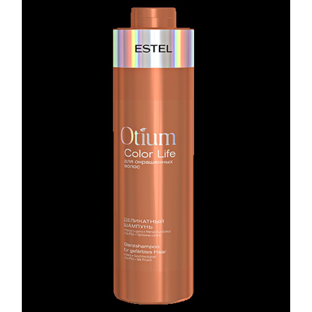 Otium Color Life Делікатний шампунь для фарбованого волосся 1000 мл