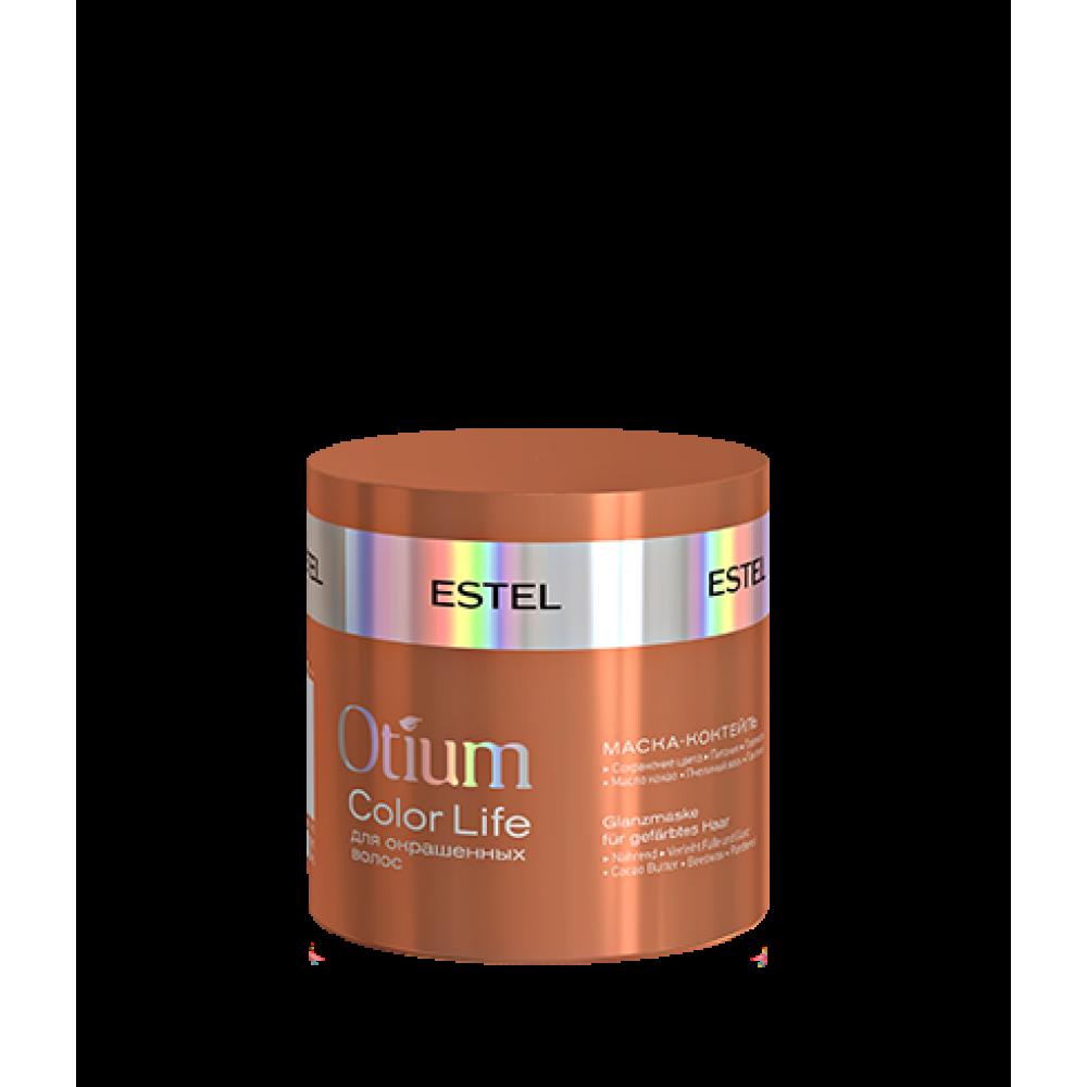 Otium Color Life Маска-коктейль для фарбованого волосся 300 мл