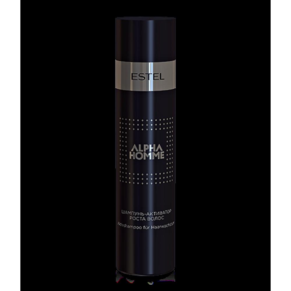 Alpha Homme Шампунь-активатор для росту волосся 250 мл