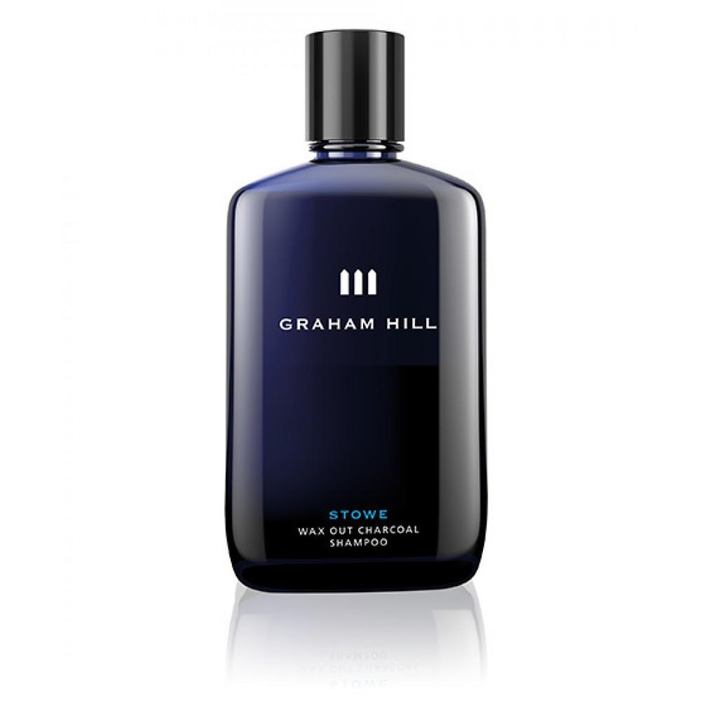 Graham Hill Stowe Wax Out Charcoal Шампунь з активованим вугіллям 250 мл