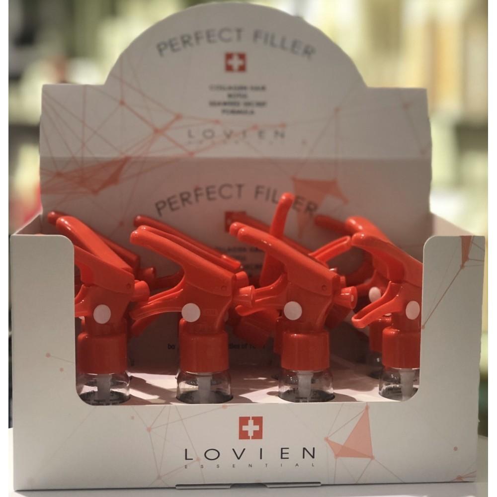 Lovien Perfect Filler Ботокс для волосся з колагеном і морськими водорослями 10 мл