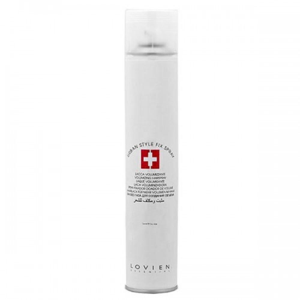 Lovien Urban Style Fix  Spray Лак сильної фіксації 500 мл.