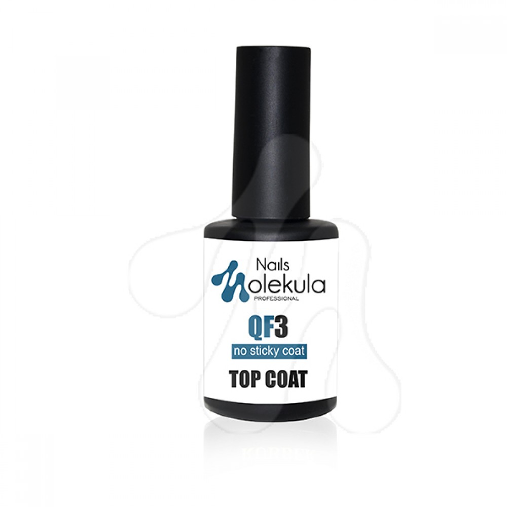 Molekula Top Coat QF 3 12 мл.