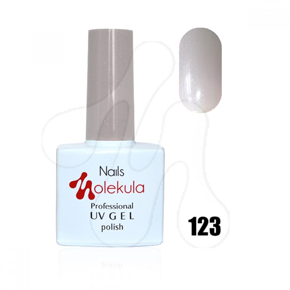 Molekula Гель-лак 123 Крило ангела 11 мл