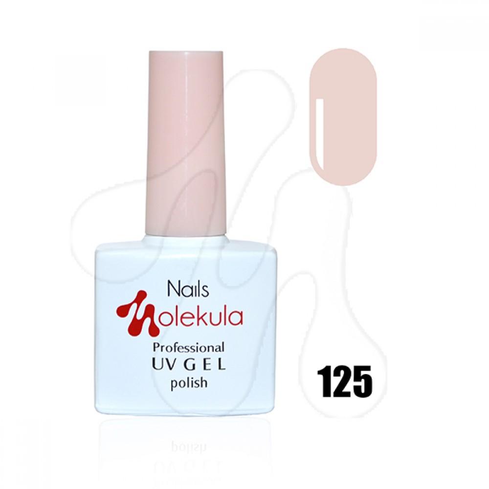 Molekula Гель-лак 125 Блідо-персиковий 11 мл