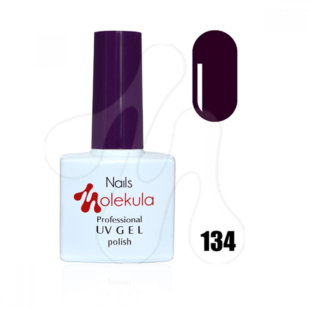 Molekula Гель-лак 134 Чорнильний 11 мл