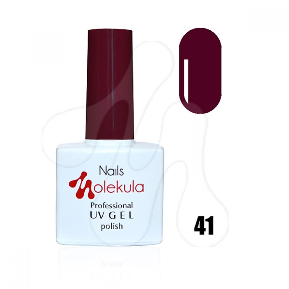 Molekula Гель-лак 041 Темно-малиновий 11 мл
