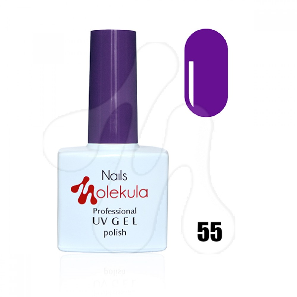 Molekula Гель-лак 055 Фіалковий 11 мл