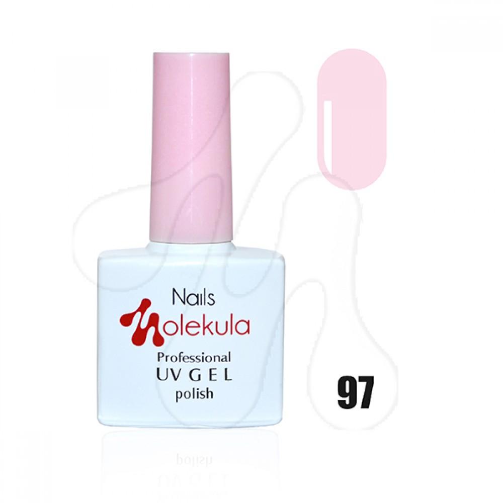 Molekula Гель-лак 097 Рожеве мереживо 11 мл