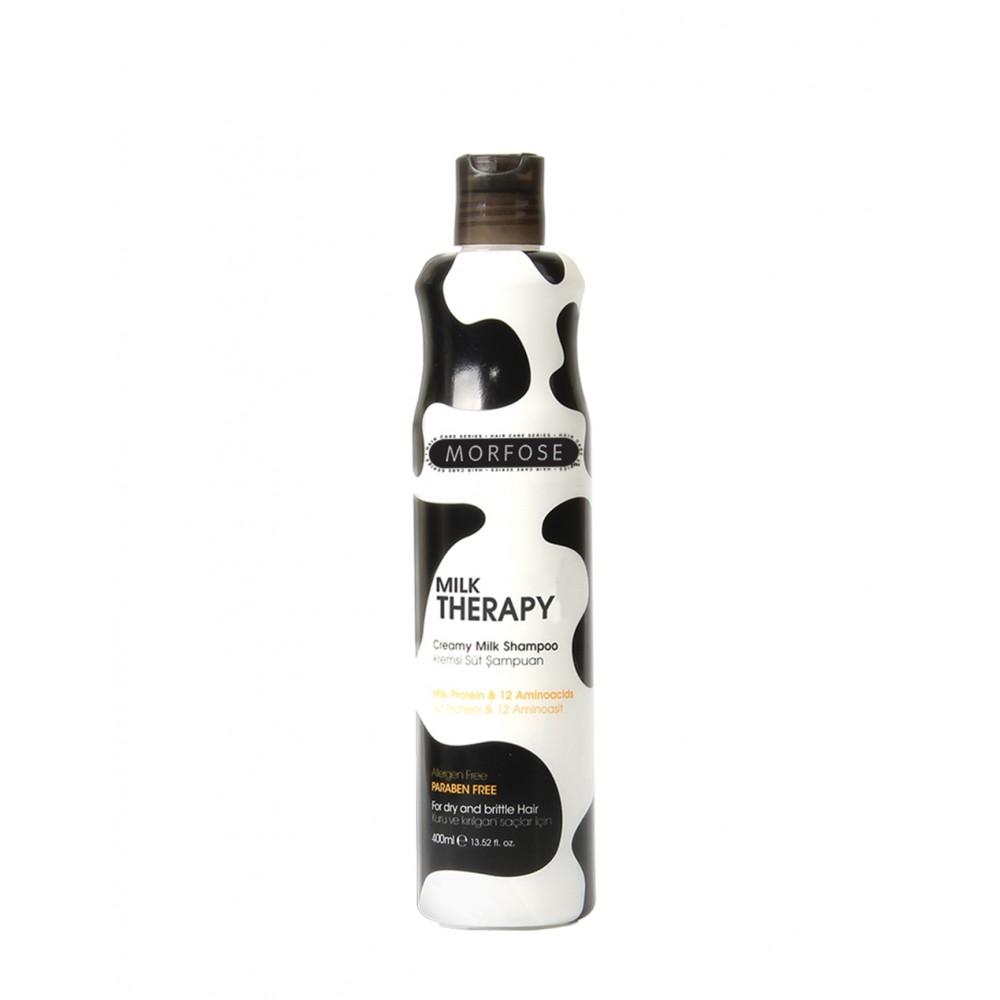 Morfose Milk Therapy Крем-шампунь для волосся 400 мл